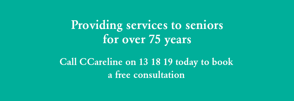 Providing Services to Seniors for Over 75 Years