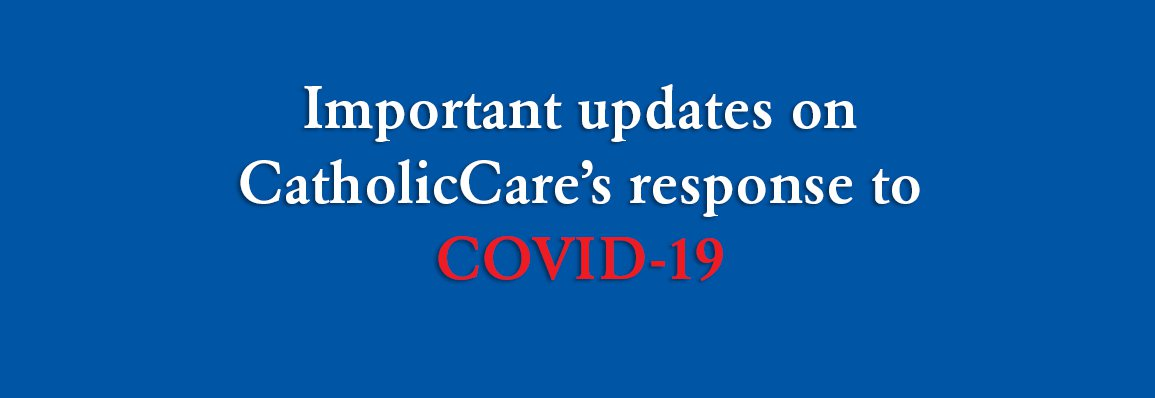 How COVID-19 is affecting CatholicCare Sydney