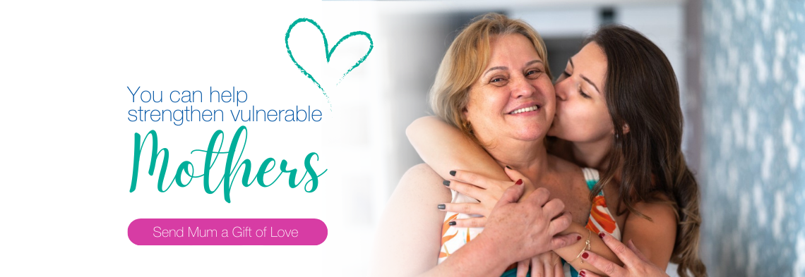 Send Mum a Gift of Love this Mother's Day
