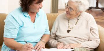 Home Care Application Process